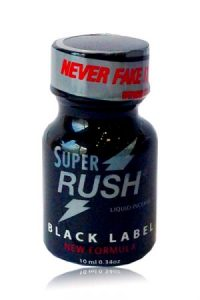 super rush black label fort