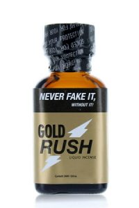 poppers fort gold rush 24 ml