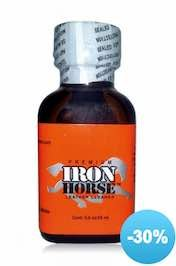 solde poppers iron horse