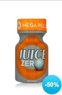 Jungle Juice Zéro poppers à -50%